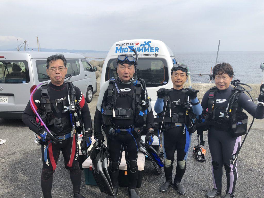 江の浦ダイビング
