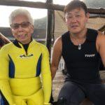 100歳現役ダイバー