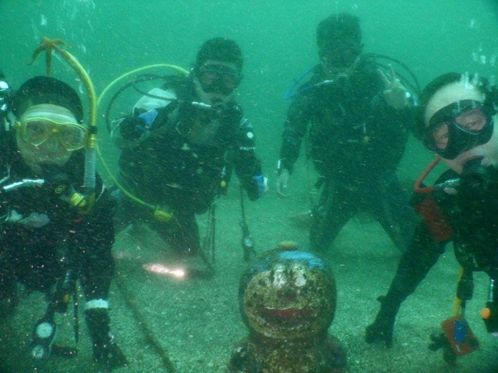 江の浦ダイビングミッドサマー